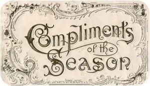 Coms of the Season