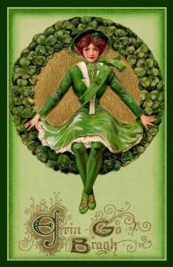 Irish Luck Charm