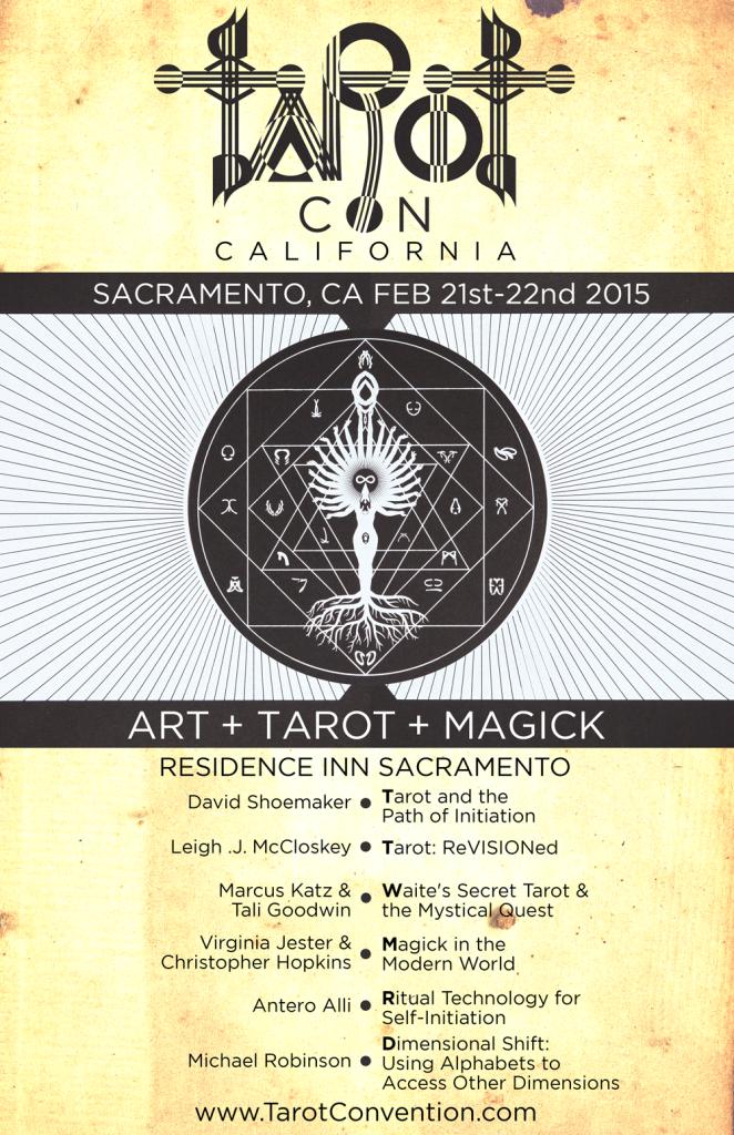 TarotCon, Sacramento, CA   @ Sacramento | California | United States