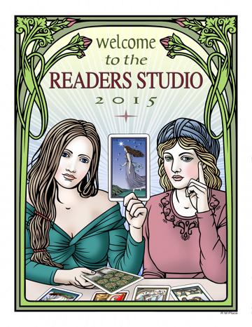 Readers Studio 2015, New York! @ New York | New York | United States