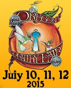Oregon Country Fair 2015!