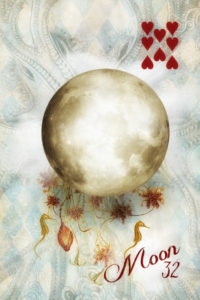 32. SSL Moon 8 of Hearts