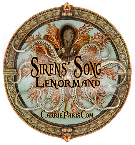 Sirene's Song Lenormand Logo png July 24